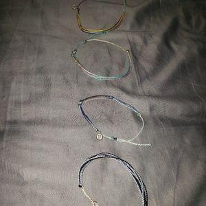 5 piece Pura Vida Bracelet Bundle